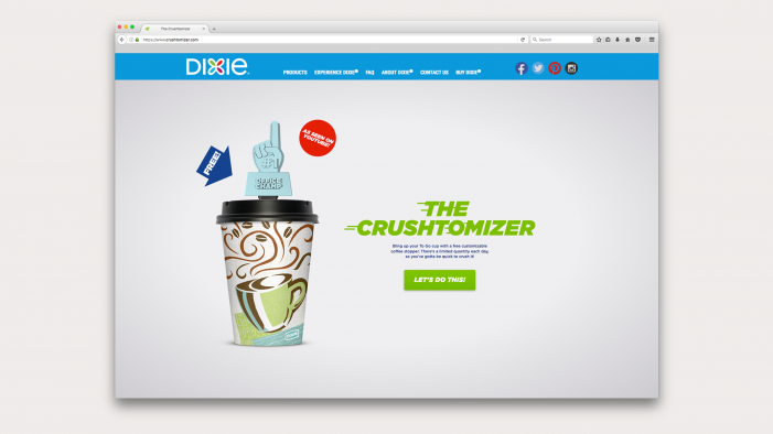 Droga5 Crushes it in New Campaign for Dixie