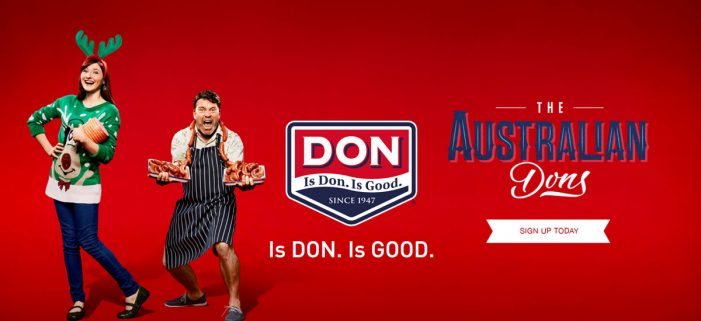 DON Smallgoods is Looking for The Dons of Australia in New Campaign