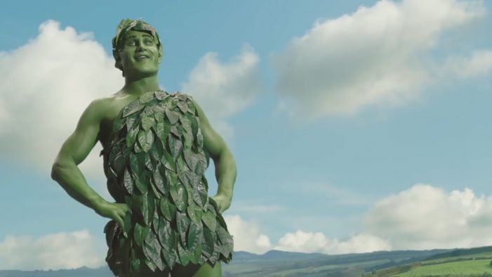 The Jolly Green Giant Returns in New Campaign from Deutsch New York