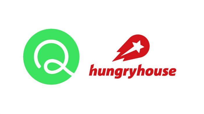 hungryhouse and Quiqup Team to Take the Hassle Out of Takeaway Delivery