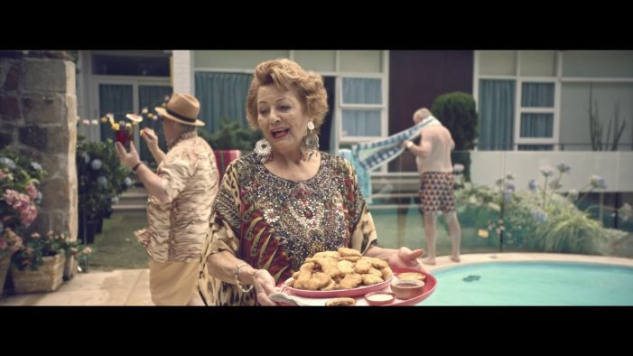 Gran Takes Advantage of KFC's New Lunch Deals in Newly Launched Campaign