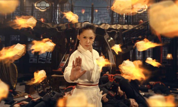 Kung Fu Blockbuster Beats Diabetes in Thrilling Lunar New Year Spot