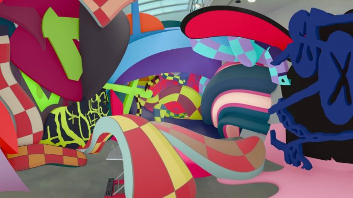 M&M's and VISIONAIRE Release Interactive Film in Collaboration with Contemporary Artist KAWS
