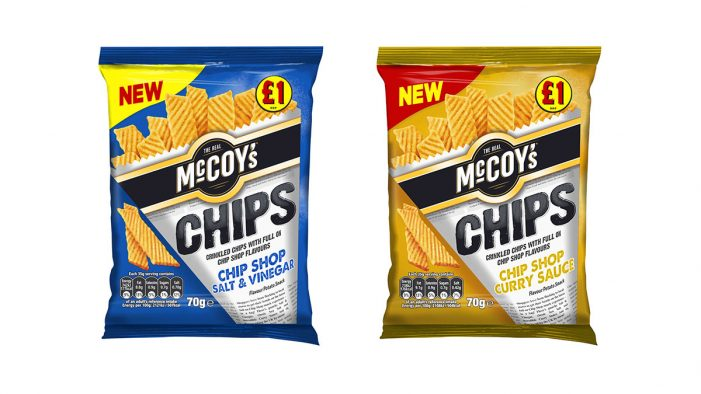 McCoy's Launches New Snacking Concept to Convenience Retailers