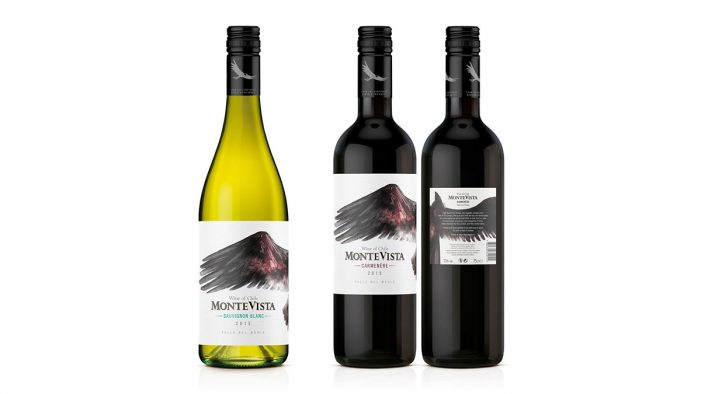 Boutinot Wine Montevista Receives an Original New Look Courtesy of Biles Hendry