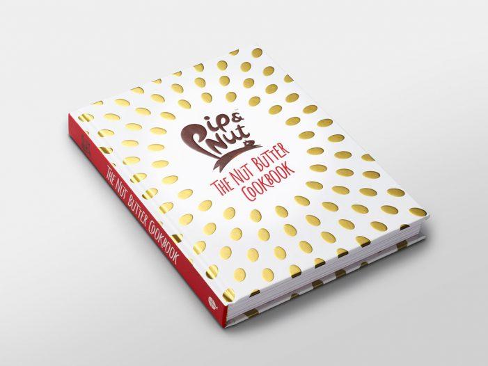B&B Studio Designs First Pip & Nut Lifestyle Cookbook