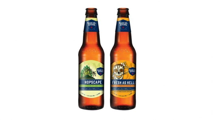 Samuel Adams Introduces Two New Brews for One Season: Hopscape and Fresh as Helles