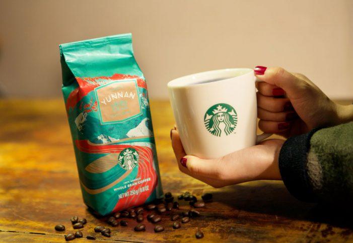 Starbucks Debuts Its First Single-Origin Yunnan Coffee in China