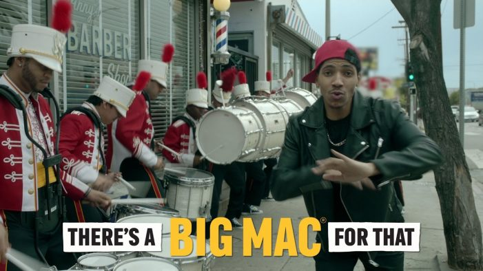 There's a Big Mac For That in First McDonald's Campaign from We Are Unlimited
