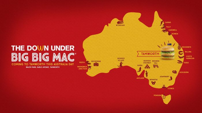 McDonald's Celebrates Aussie Farmers with New Integrated Big Mac Campaign