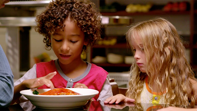 DDB SF Brings BJ's' New Healthy EnLIGHTened Menu to the Ultimate Critics: Kids