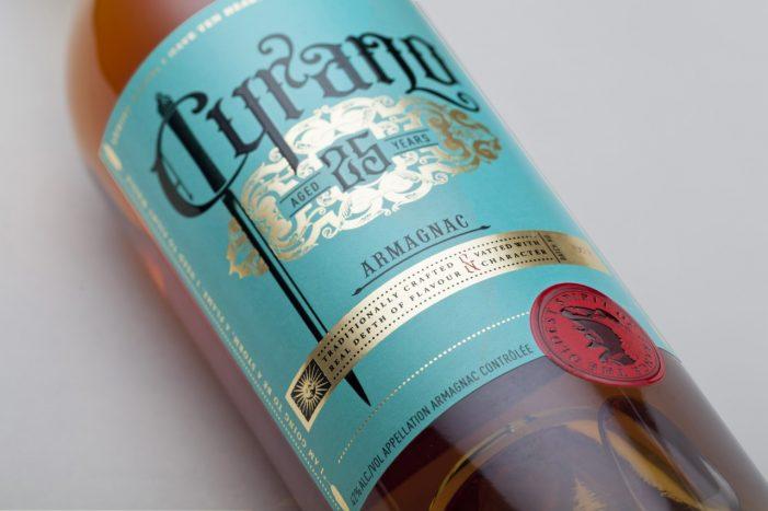 Sand Creative Unveil New Branding for Cyrano Armagnac