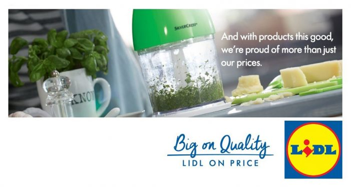 Lidl Goes for the Jugular of Rivals with 'Big On Quality, Lidl On Price' Campaign