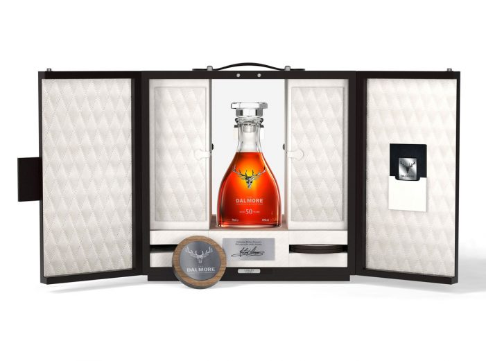 The Dalmore Release 50-year-old Single Malt to Mark Half a Century of Richard Paterson's Whisky-Making