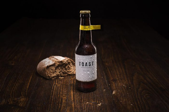 Toast Ale is Turning Bread into Beer for National Toast Day in the UK