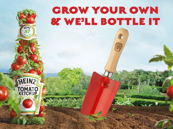 Kraft Heinz Seeds 'Grow Your Own' Schools Campaign