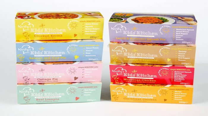 Kirsty's Ready Meals Rolled Out Across Morrison's Stores and Ocado