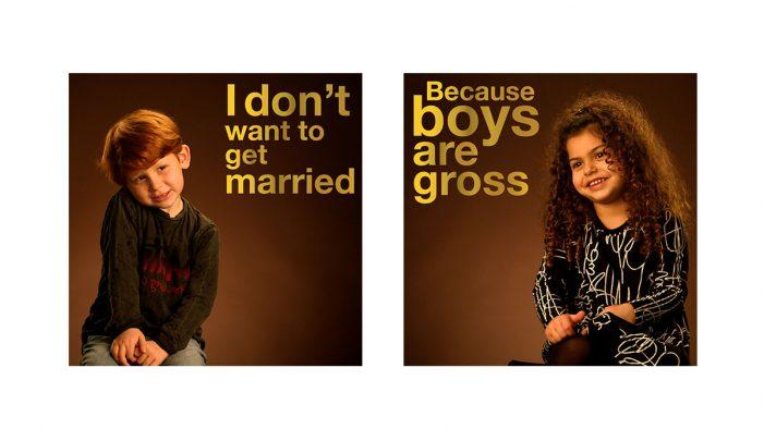 Kids Think Valentine's is Gross in New Splendid Ad by BBR Saatchi & Saatchi