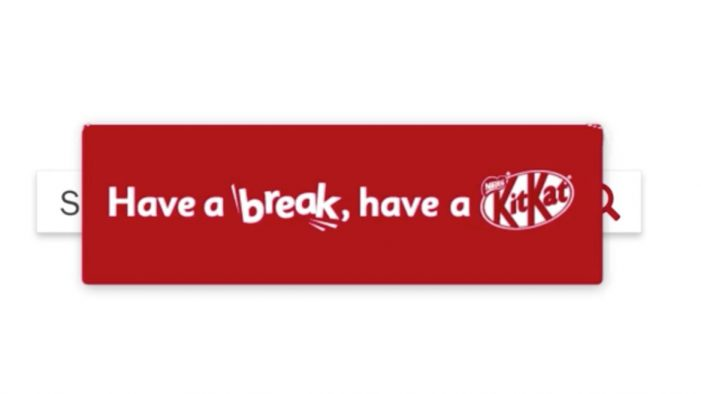 KitKat Wants You to Take a Break from 'Searching for Love' this Valentine's Day