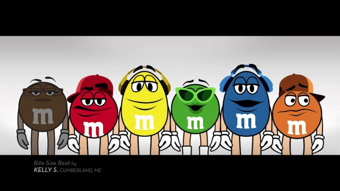 M&M's Invites Fans to Star in the Brand's Next Commercial