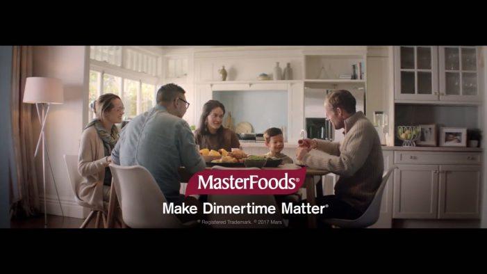 Masterfoods Builds on 'Make Dinnertime Matter' Platform with New Film
