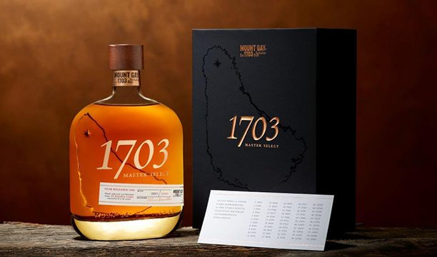 Mount Gay Releases Limited-Edition Batch of its Rarest Rum: 1703 Master Select