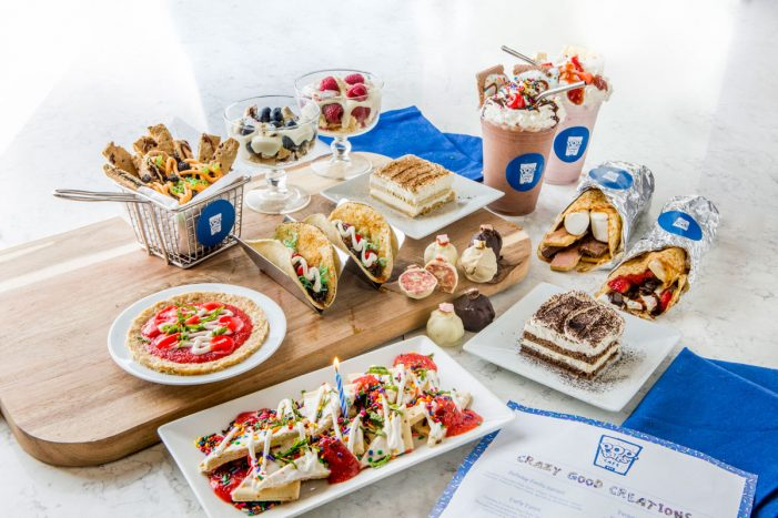 Pop-Tarts Café Pops Up in Times Square with a Spin on New York Dishes