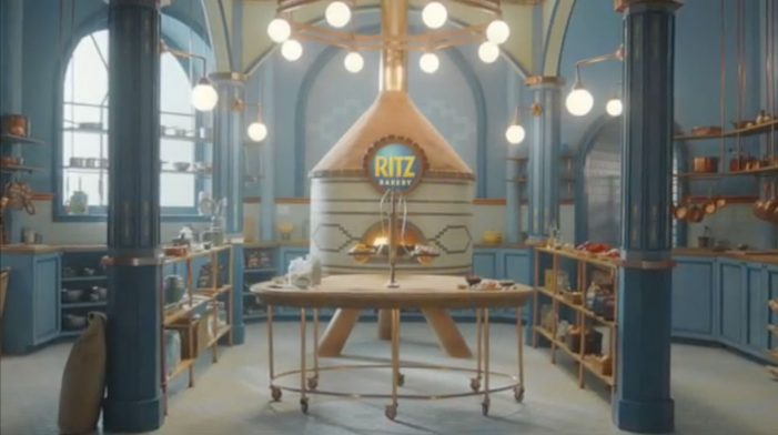 Mother Gets Ritz Baked to Perfection with New Multi-million Pound Campaign
