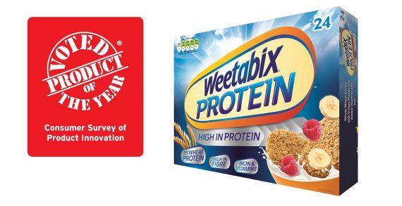 Weetabix Claims Top Spot For Protein Cereal