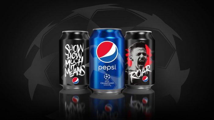 Pepsi Celebrates Moments of Contagious Super-Fan Passion