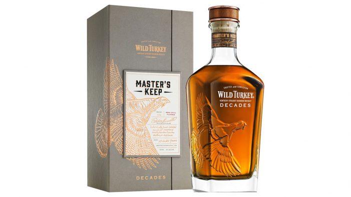 Wild Turkey Master Distiller Celebrates 35th Anniversary with Launch of Master's Keep Decades
