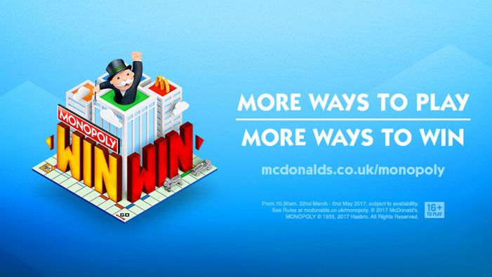McDonald's Makes it Easier than Ever to Win with New Monopoly Game