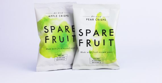 New Sustainable Snack Brand Tackles Food Waste