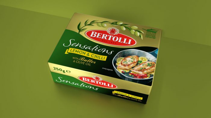 """Bertolli Launches New """"Sensations Lemon & Chilli"""" to Excite Busy Foodies"""