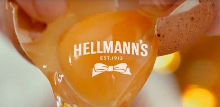 O&M London's New Work for Hellmann's Shows the Brand is #OnTheSideOfFood