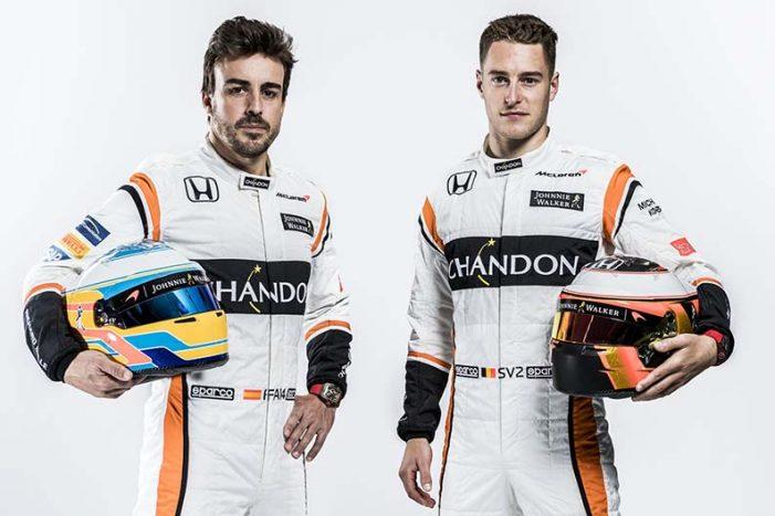Chandon Unveils New Film By Havas Sydney Featuring McLaren-Honda F1 Team