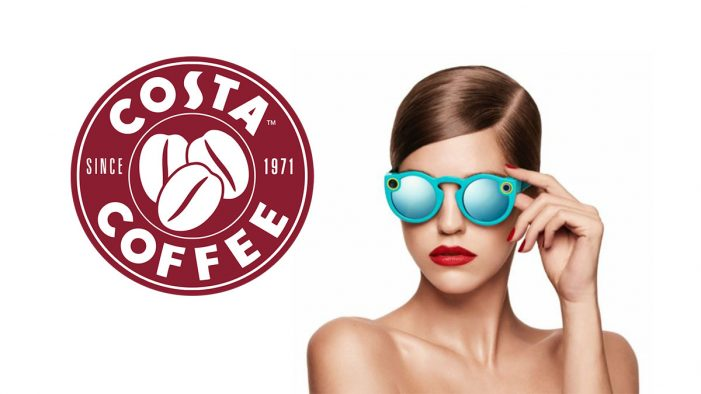 Costa Coffee Offers a Barista-Eye View with Snapchat's Snap Spectacles