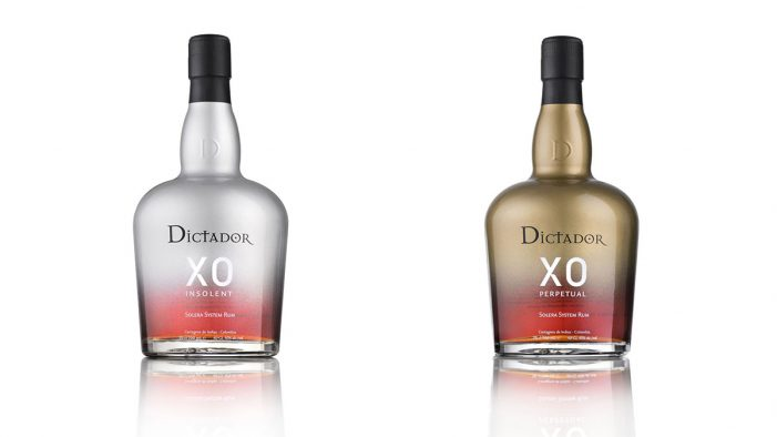 Colombian Rum Brand Dictador Rebrands its Iconic XO Bottle