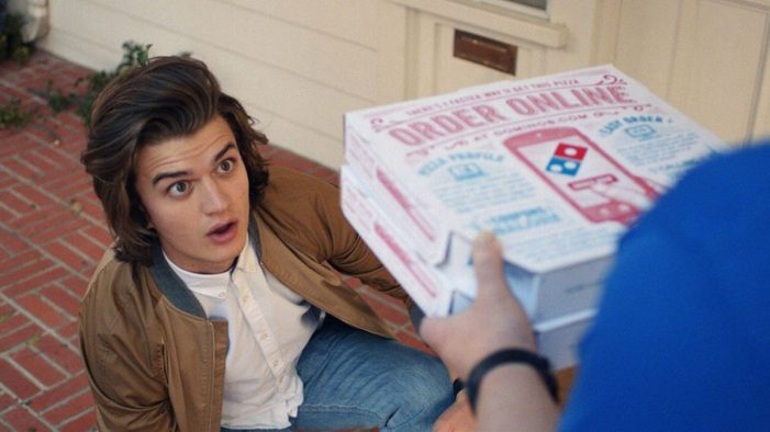 Domino's Tracker is the Star in New Commercials in the US