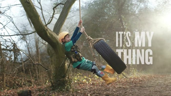 Fruit Shoot Inspires All Children to Find their Passions in New Ad