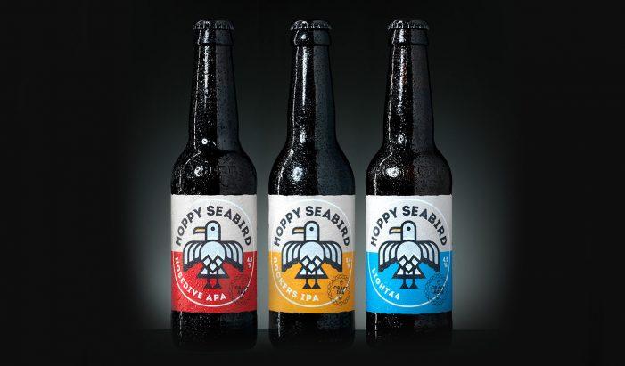 Gower Brewery Launches Hoppy Seabird Craft Range