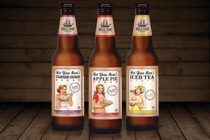 Small Town Brewery Unveils Not Your Mom's Flavoured Brews