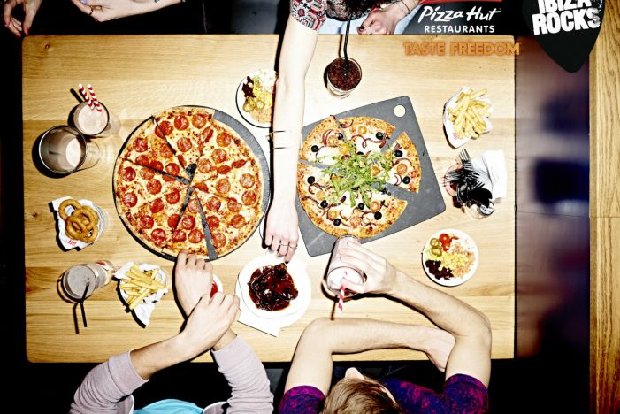 Pizza Hut Ties up with Ibiza Rocks for 'Taste Freedom' Summer Campaign