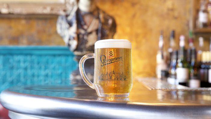 "Molson Coors' Staropramen and Pravha Open Pop-up ""Spirit of Prague"" Beer Hall in London"