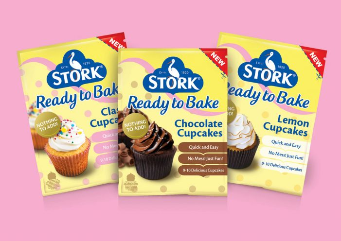 """Stork Launches New """"Ready to Bake"""" Mixes to Make Baking Simple"""