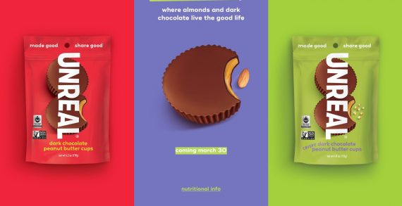 Family (and friends) Provide an 'UnReal' Branding for Boston-Based Snack Brand