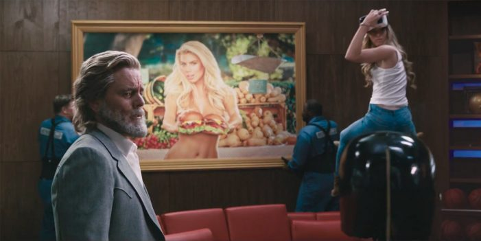 Carl's Jr. Says Bye Bye to Boobies in Latest Campaign from 72andSunny