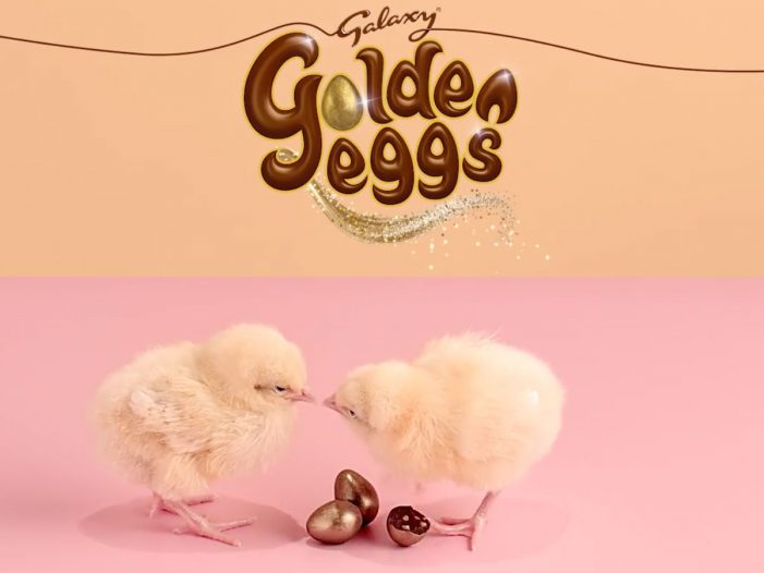 Mars Inc. Hatch New Easter Campaign to Celebrate Return of Galaxy Golden Eggs