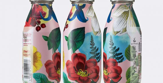B&B Studio Launches No Logo 'Superfly' Bottle for Firefly and Mr Lyan Collaboration