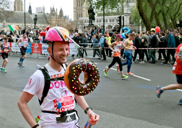 Dunkin' Donuts Gives Marathon Runner a Boost in Campaign from Martin London